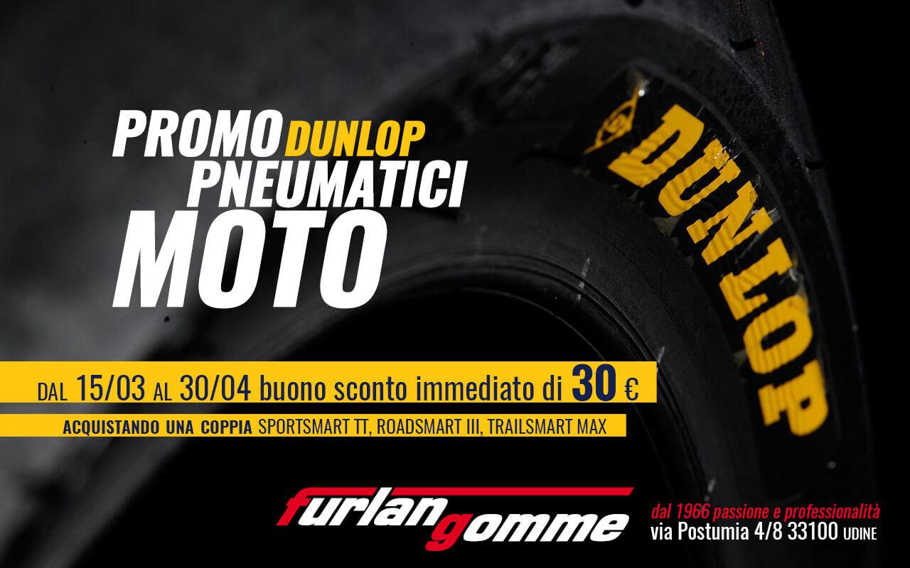 furlan gomme udine promo 2018 dunlop moto pneumatici